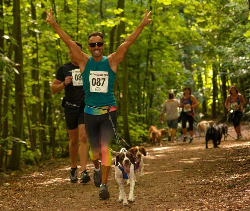 Trail Run K9 2018