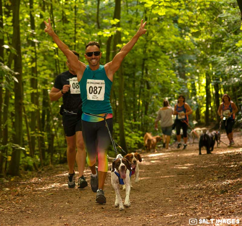 Trail Run K9 2018